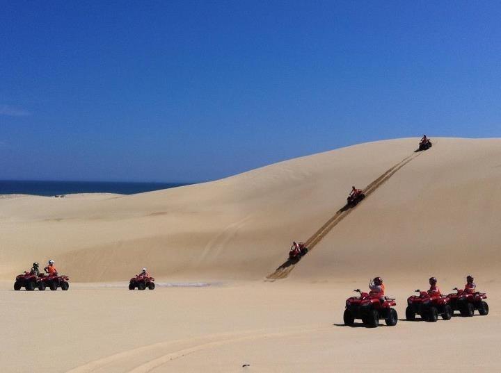 Sand Dune Adventures, Port Stephens NSW Australia