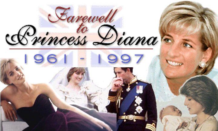 princess diana funeral photos   Princess Diana's Funeral Videotape Labels