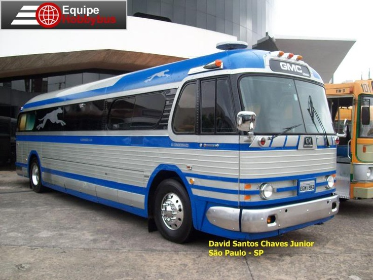 80 best vintage buses images on pinterest buses busses for Gmc motor city service