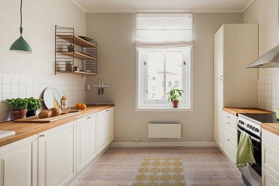 Ila: lys 2(3) roms med klassisk sjarm, separat kjøkken og store ...