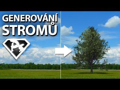 V tomto tutoriálu se naučíte, jak ve Photoshopu za pár vteřin vyrobit právoplatný strom. Dohromady to jsou zhruba čtyři kliknutí myší... | Photoshopové Orgie
