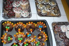 Easy Turkey Cupcakes Image 2
