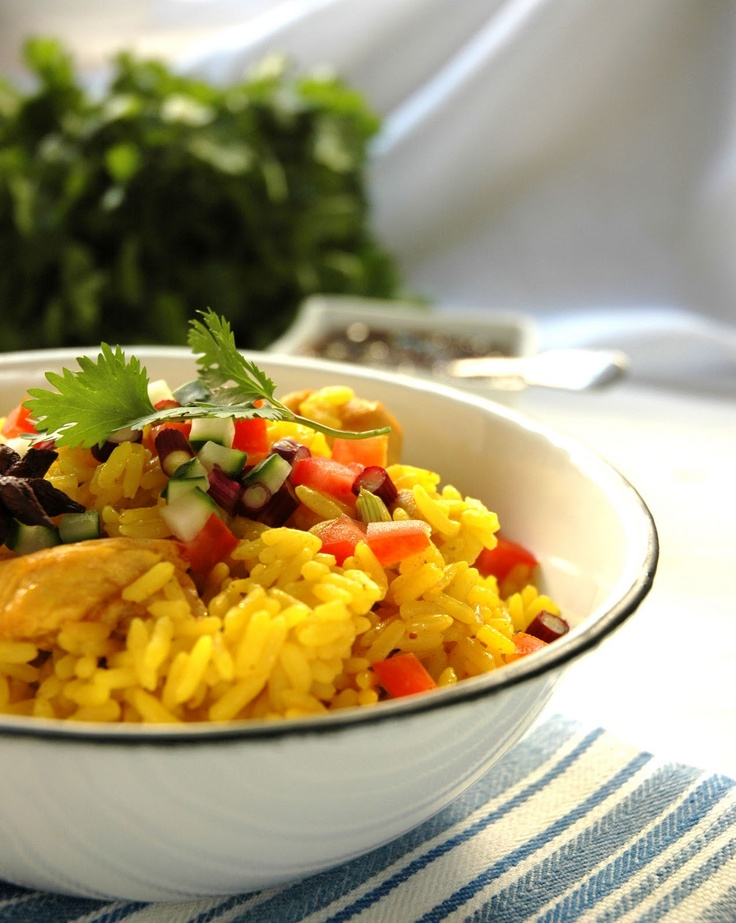 My-Easy-Chicken-Breyani-Recipe is now officially famous! | My easy cooking by Nina Timm.