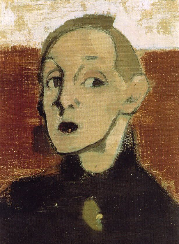 Helene SchjerfbeckSelf-portrait