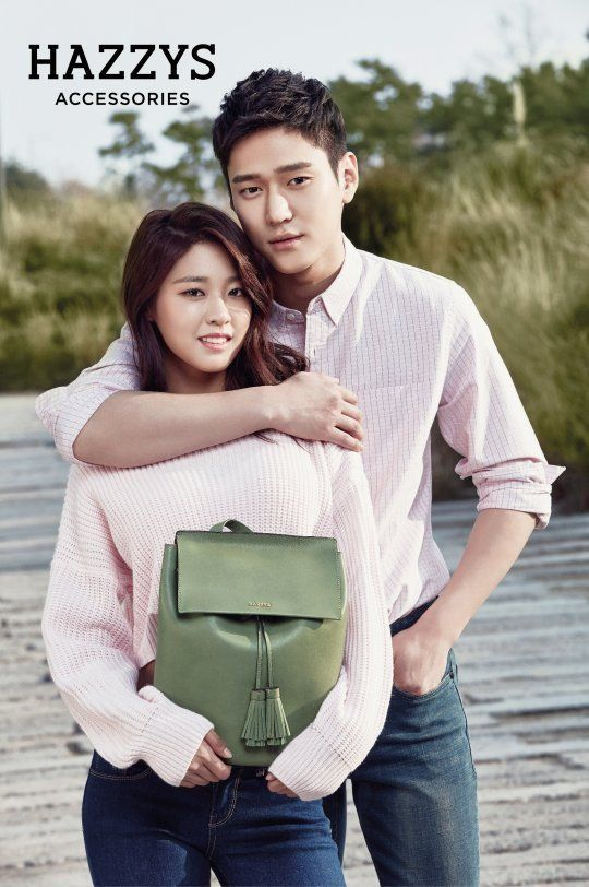 Seolhyun and Go Kyung Pyo are a cute couple for 'Hazzys' accessories http://www.allkpop.com/article/2016/12/seolhyun-and-go-kyung-pyo-are-a-cute-couple-for-hazzys-accessories