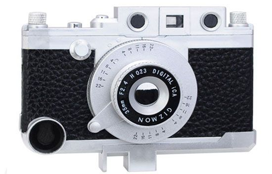 25 Amazing Gadgets To Make Your Life More Interesting, Retro camera case for iPhone