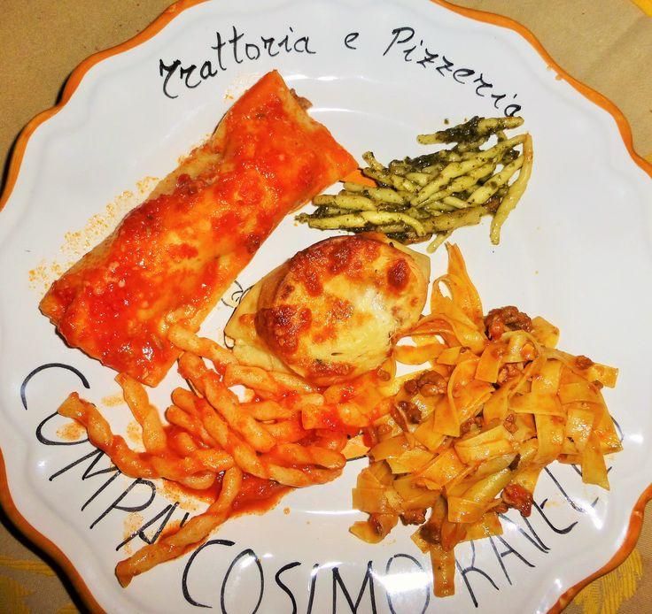 Pasta mista from Cumpa Cosimo in Ravello