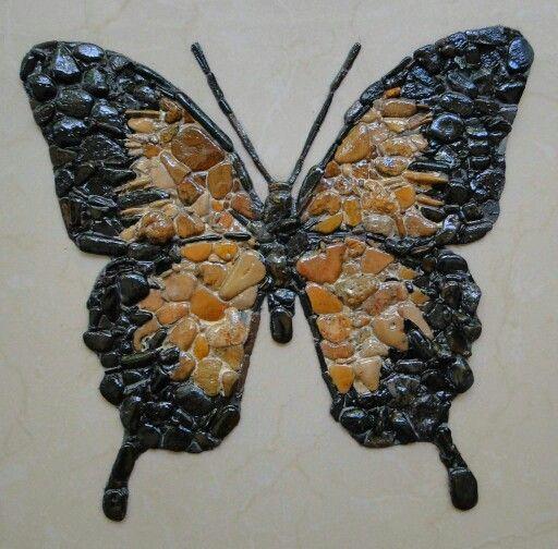Pebble Mosaics More