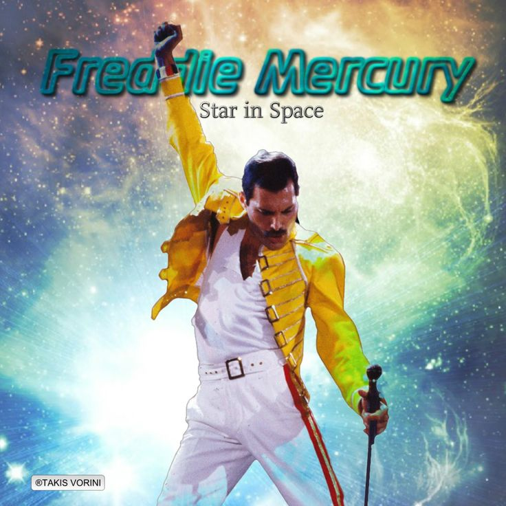 WHBC-GR: Το όνομα του Freddie Mercury γράφτηκε στα αστέρια