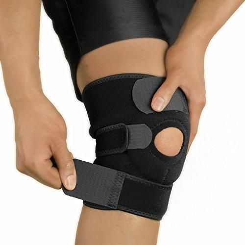 Perfotek Knee Brace Support Protector Pad Guard Elasticated Sleeve (SINGLE ITEM)