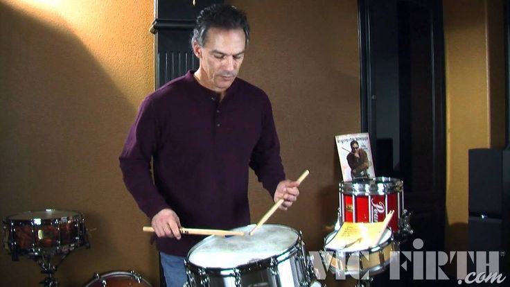 Vic Firth Rudiment Lessons: Flamacue