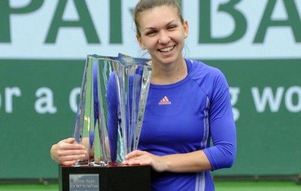 TROFEUL GALEI : Simona Halep - Ambasadoarea Romaniei prin sport