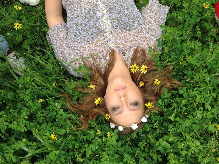 BTS shot #makeup #photography #nature #princess #ideas #forest #flowers
