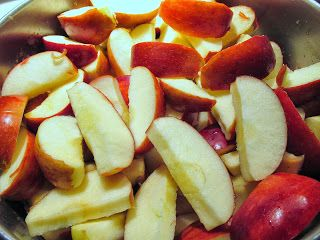 Homemade Applesauce - Jonathan Apples Blog