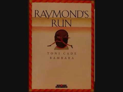 an analysis of toni cade bambara Raymond's run by toni cade bambara  i don't have much work to do around the house like some girls my mother does that and i don't have to earn my pocket money by hustling george runs errands.