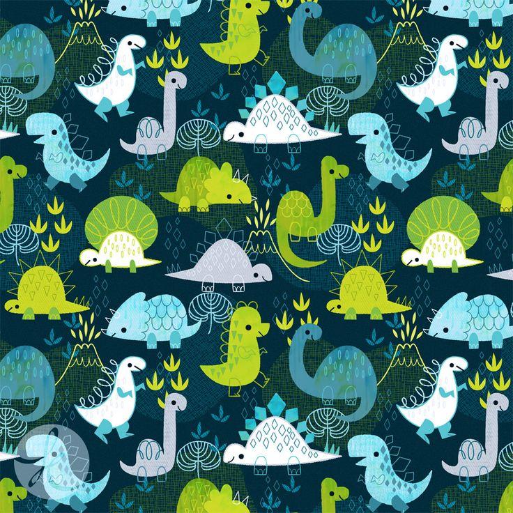 Dinosaur Roar! via Kat Uno's Blog