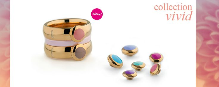 Vivid, de nieuwste collectie van Melano sieraden!