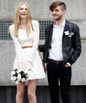 City Hall Weddings: 14 Duos Who Said 'I Do'