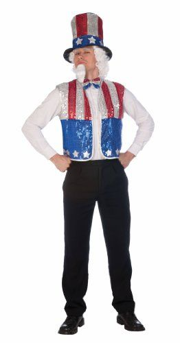 61 best Uncle Sam images on Pinterest | Halloween costumes, Red ...