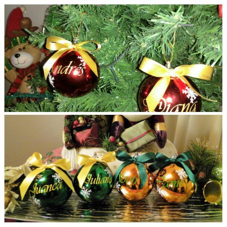 #bolasnavideñas personalizadas, #regalosdenavidad especiales, corporativos, originales y diferentes.