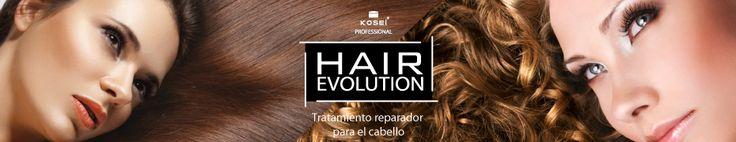HAIR-EVOLUTION REVOLUCIONARIO TRATAMIENTO que ofrece 12 beneficios para el cabello