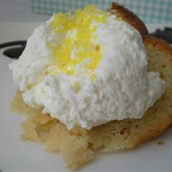 Easy Devonshire Cream        1 (3 ounce) package cream cheese  1 tablespoon white sugar  1 pinch salt  1 cup heavy cream