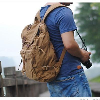 mens travel backpack.