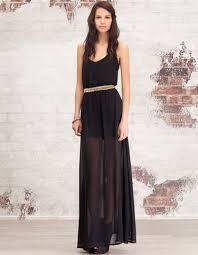 vestidos largos juveniles - Google Search