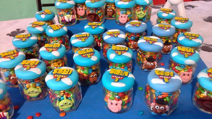 souvenirs Toys Story varios personajes