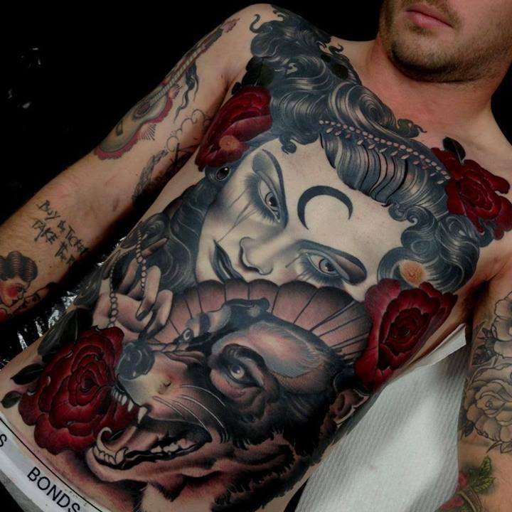 1363 Best Chest Tattoos Images On Pinterest: 25+ Best Ideas About Best Chest Tattoos On Pinterest