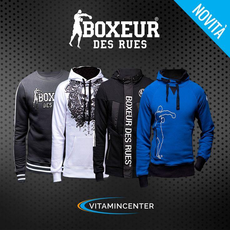 """Boxeur Des Rues è un marchio che si ispira al mondo del savate, la boxe francese nata dall'unione delle tecniche della classica boxe inglese e delle arti marziali orientali. Letteralmente """"pugile di strada"""": veri sportivi, ma nati e vissuti sulla strada. L'essenza del marchio è quindi la """"fusione"""" del concetto """"streetwear"""" e """"sportswear"""" #sport #outfit #fitness #bodybuilding #boxeurdesrues #tshirt #leggings #maglie #tute #boxe"""