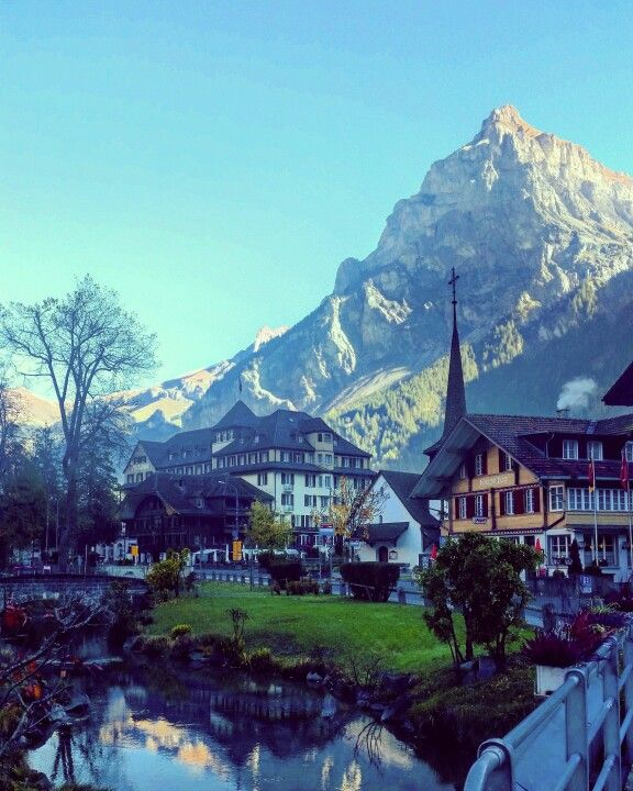 17 Best Images About Kandersteg, Switzerland On Pinterest
