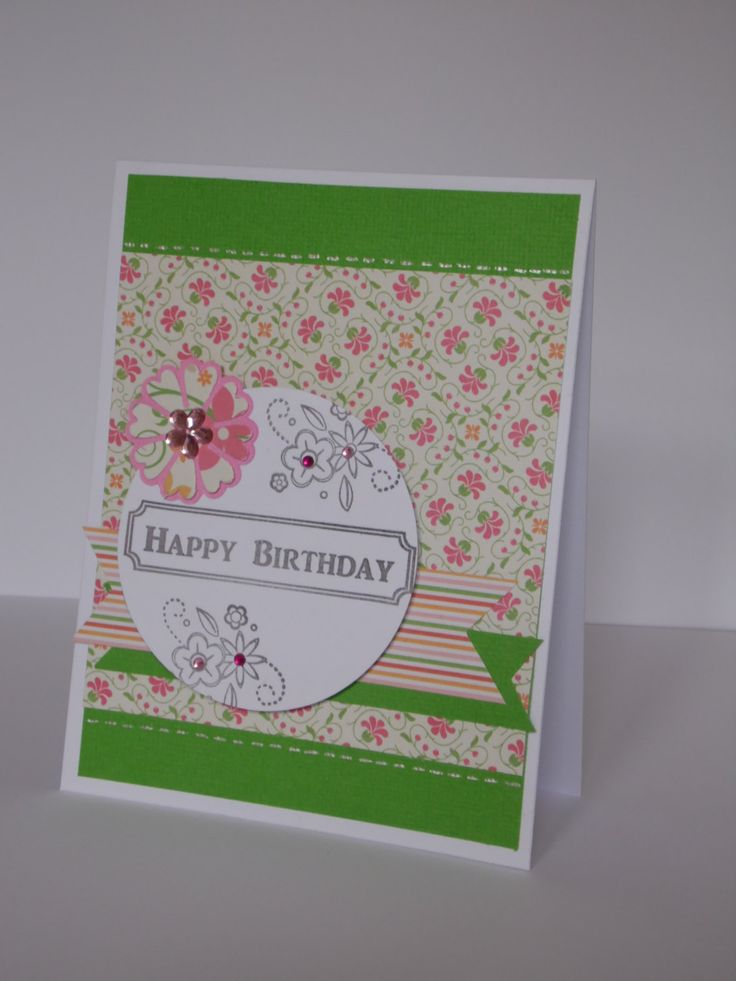 Easy Birthday Cards For Sister ~ Best images about birthday card for sister on pinterest pretty cards wishes and punch