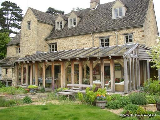 garden room extensions -Roof
