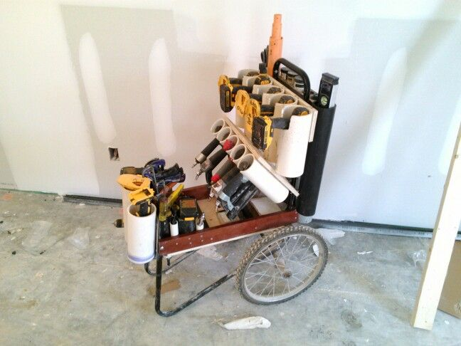 Tool cart 4.0  for cabinet installations