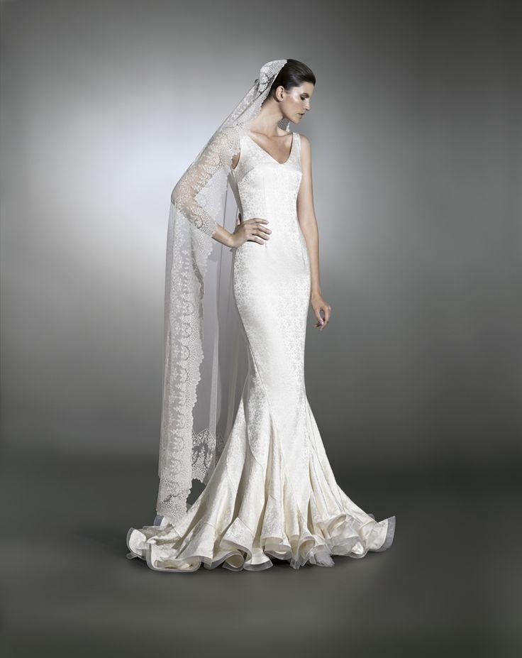 Vestidos de novia soñados hechos realidad en Casa Solórzano.