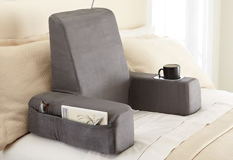 Bed Lounger with Heat Therapy and Massage @ Sharper Image 9$129.99)