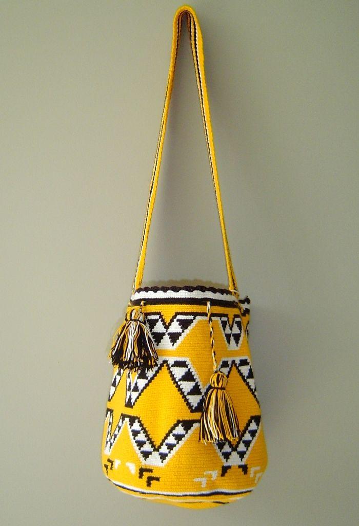 MIDDAY wayuu mochila  www.malambo.com.au