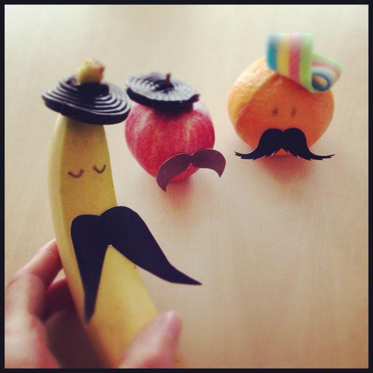 Fruitmannetjes