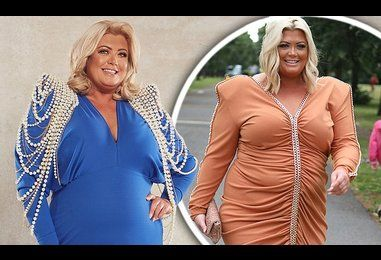 Gemma Collins makes another bold fashion statement in TOWIE promo