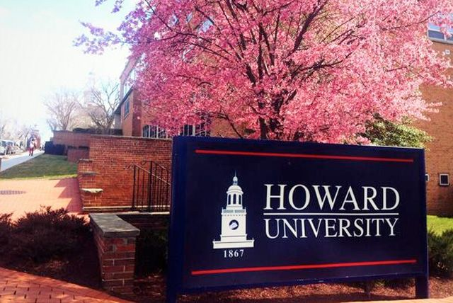 Howard University School of Law Ranked Among the Top 50 in the Nation.Howard University is a private institution that was founded in 1867. It has a total undergraduate enrollment of 6,974, its setting is urban, and the campus size is 258 acres. It utilizes a semester-based academic calendar. Howard University's ranking in the 2015 edition of Best Colleges is National Universities, 145. Its tuition and fees are $23,970 (2014-15).