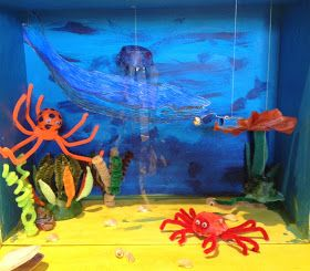Crab Pictures For Kids Dioramas