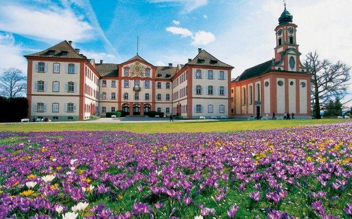 Insel Mainau Die Blumeninsel Im Bodensee Insel Mainau Bodensee Urlaub Deutschland Burgen