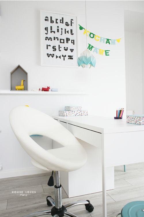 trudny wybór - krzesło do biurka dla dziecka — H O U S E L O V E S