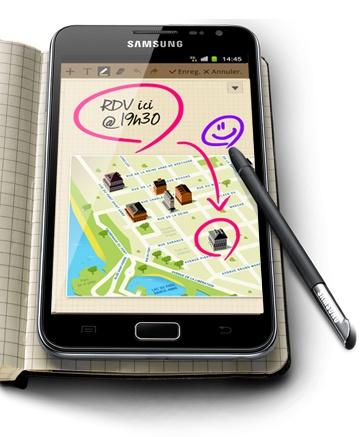 Galaxy Note :)