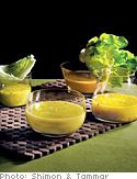 Colin Cowie's Vinaigrette- Make this all the time: Simple, adaptable.  Love it