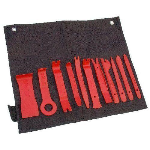 Neilsen Tools Lot de 11 outils pour finition automobile