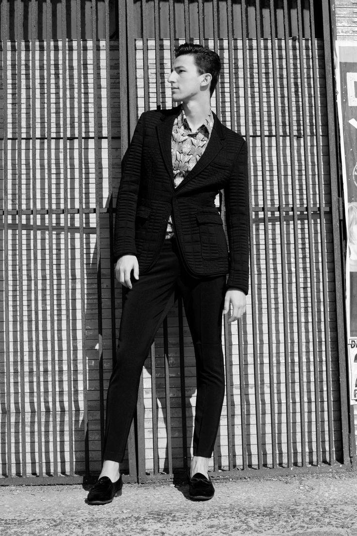 Gucci Prada Valentino model guy 17 best