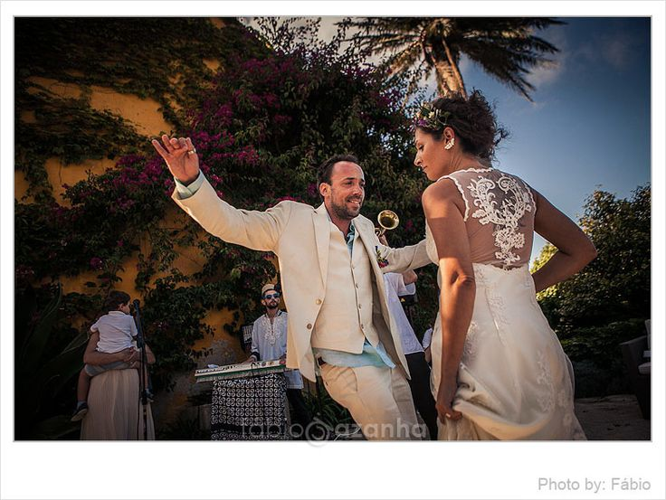 Nature Inspired wedding ceremony