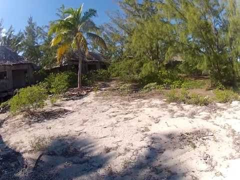 Norman's Cay: Ruins of a cocaine smuggler's home - http://www.nopasc.org/normans-cay-ruins-of-a-cocaine-smugglers-home/